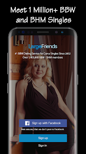 BBW Dating & Curvy Singles Chat- LargeFriends 5.3.2