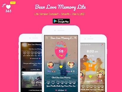 Been Love Memory Lite - Love Counter Lite 2020 1.1.3