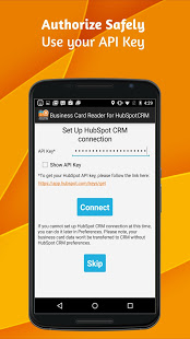 Business Card Reader for HubSpot CRM by M1MW 1.1.152