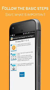 Business Card Reader for OnePage CRM 1.1.152