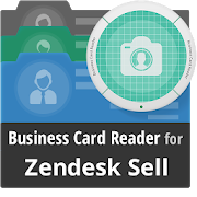 Business Card Reader for Zendesk Sell 1.1.152