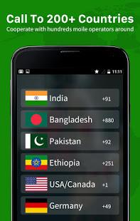 Call Free - Call to phone Numbers worldwide 1.6.7