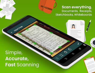 Clear Scan: Free Document Scanner App,PDF Scanning 4.7.0