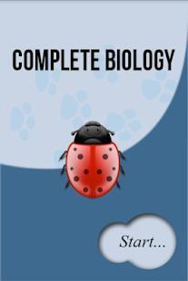 Complete Biology 8.4