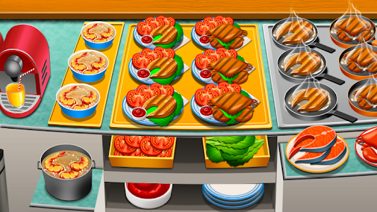 Cooking World - Food Fever Chef & Restaurant Craze 1.08
