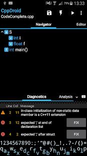 CppDroid - C/C++ IDE 3.3.3
