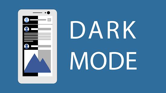 Dark Mode Theme for Facebook 2.0.4
