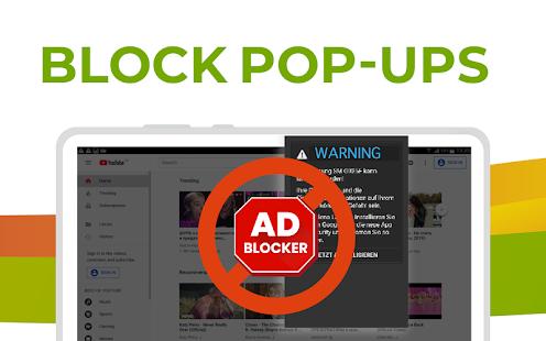 Free Adblocker Browser - Adblock & Popup Blocker 5.0 and up