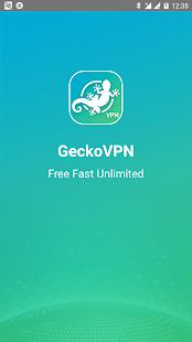 GeckoVPN Free Fast Unlimited Proxy VPN 1.0.9