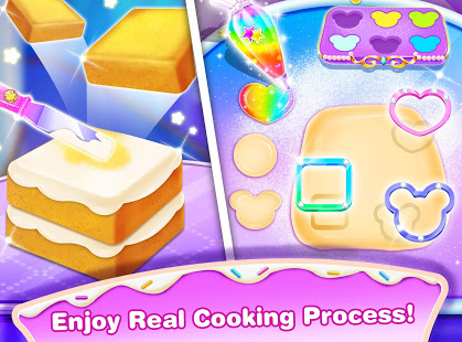 Girl Makeup Kit Comfy Cakes–Pretty Box Bakery Game 1.1