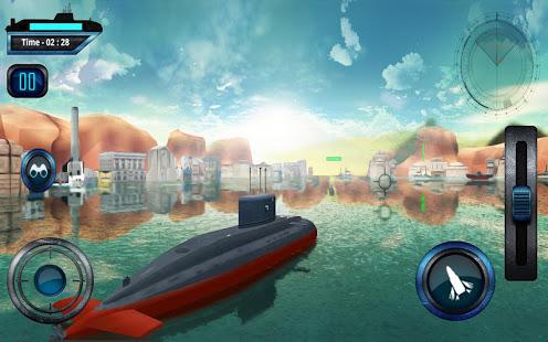 Indian Submarine Simulator 2019 2.0