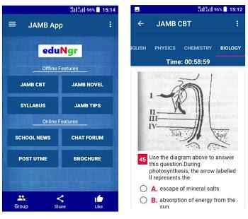 JAMB CBT App 2020 (Offline) 2.1.0