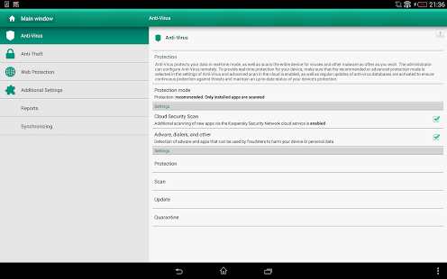 Kaspersky Endpoint Security & Device Management 10.8.3.44