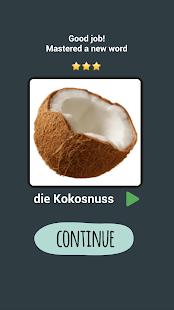 Learn Fruits in German 4.1