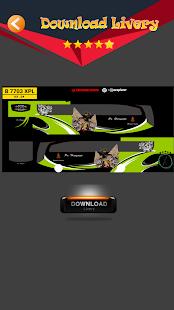 Livery MOD Bus JBHD 1.6