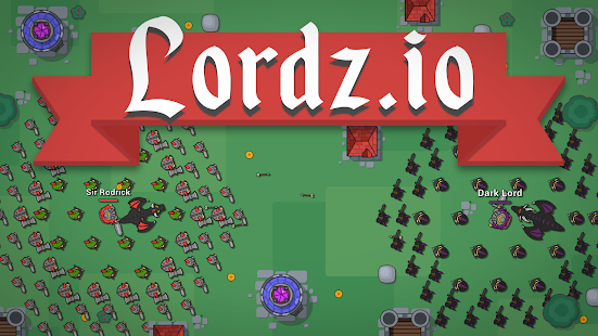 Lordz.io - Real Time Strategy Multiplayer IO Game 1.16