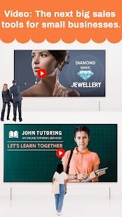 Marketing Video, Promo Video & Slideshow Maker 28.0