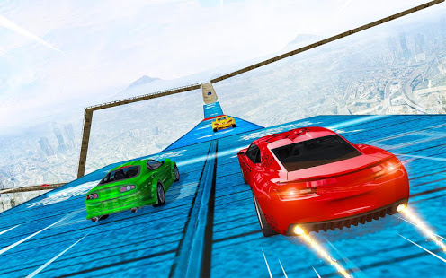 Mega Ramp Impossible Tracks Car Stunts 1.5