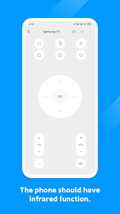 Mi Remote controller - for TV, STB, AC and more 5.8.5.6G