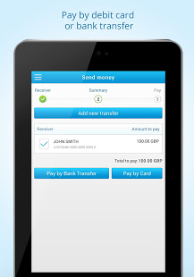 Money Transfer App 1.9.21.0