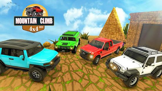 Mountain Climb 4x4 Drive 1.5