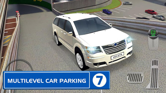Multi Level 7 Car Parking Simulator 4.1 and up