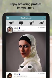 Muslima - Muslim Matrimonials App 3.1.4.2376