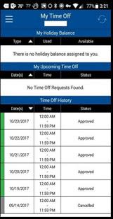 My Walmart Schedule 25.0.11.125002064