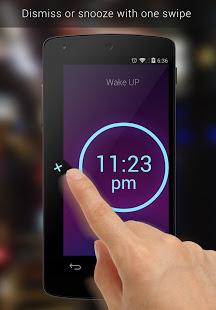 Neon Alarm Clock Free 3.4.5