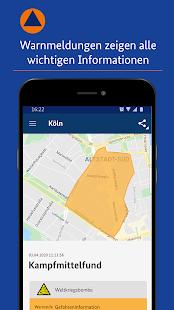 NINA - Die Warn-App des BBK 3.0.0