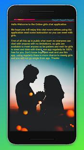 Online Girls Chat - Meet & Dating Girls 9.7