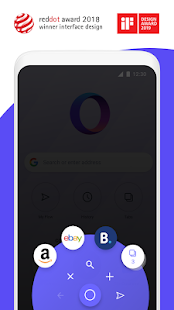 Opera Touch: the fast, new web browser 2.3.9