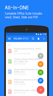 Polaris Office for LG 7.6.4