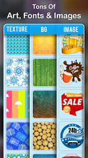 Poster Maker: Creative Arts, Flyer, Ads Page Maker 1.7