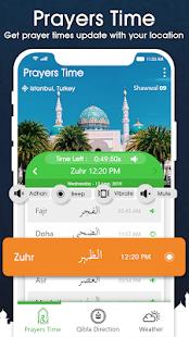 Prayer Times 360: Muslim Azan & Namaz (Salah) Time 1.5