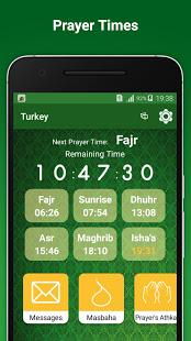 Prayer Times - اوقات الصلاة 4.1.3