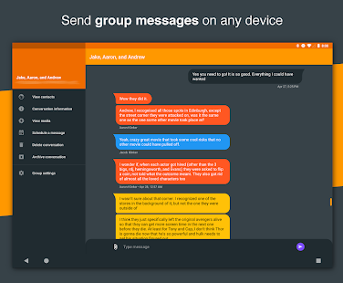 Pulse SMS (Phone/Tablet/Web) 5.3.0.2738