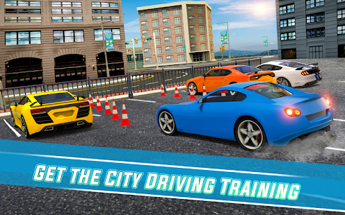 Real Car Driving With Gear : Driving School 2019 1.4