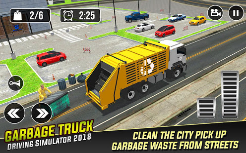 Real Garbage Truck: Trash Cleaner Driving Games 1.0.9