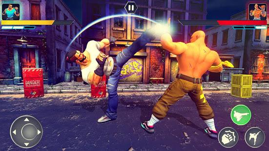 Real Superhero Kung Fu Fight Champion 3.25