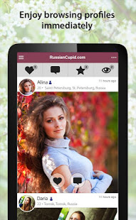 RussianCupid - Russian Dating App 3.1.4.2376