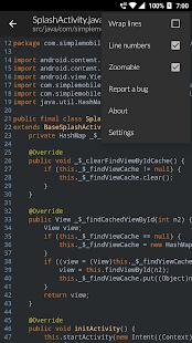 Show Java - A Java Decompiler 3.0.6
