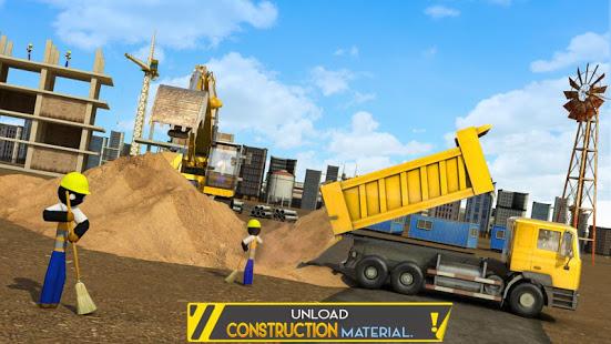 Stickman City Construction Excavator 1.4