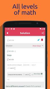 Symbolab - Math solver 6.8.0