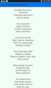 Tenzi za Rohoni 4.1 and up