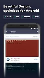 Termius - SSH/SFTP and Telnet client 4.5.12