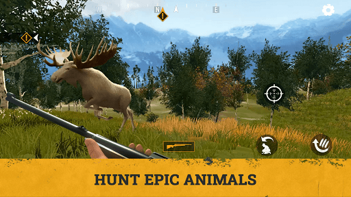Download theHunter - 3D hunting game for deer & big game 0.8.3 APK For Android