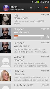 Visual Voicemail by MetroPCS 6.31.0.2.92109
