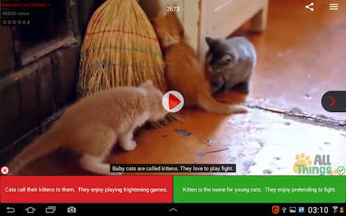 Voscreen - Learn English with Videos 1.2.7