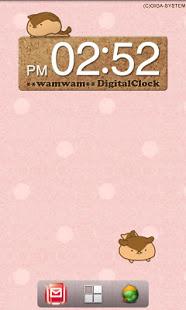Wamwam digital Clock2 2.6